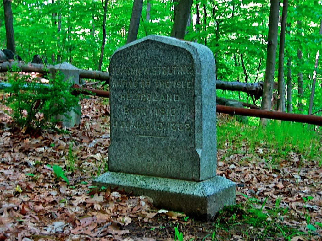 Hermit's Grave